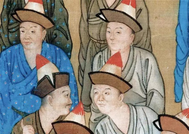 Phóng to 10 lần tranh vẽ bữa tiệc của Càn Long, cư dân mạng Trung Quốc không tin vào mắt mình: Thật là to gan! - Ảnh 6.