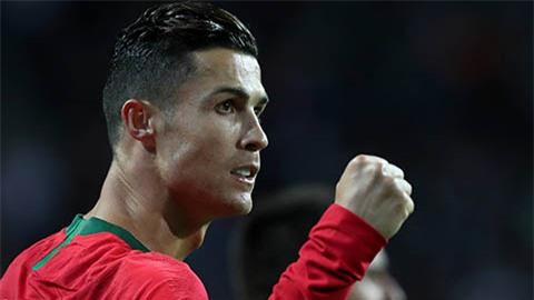 Ronaldo muốn vô địch Premier League ngay mùa này cùng MU
