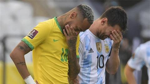 Messi: 'Chúng tôi ở đây 3 ngày mà không một ai báo gì'