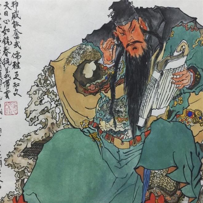 Quan Công là ai: Những giai thoại kỳ bí của Hổ tướng Tam Quốc - Ảnh 1.