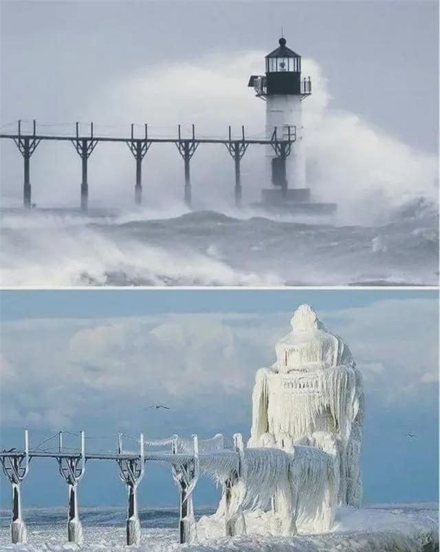 Sức mạnh của thiên nhiên đáng sợ đến mức nào? Cùng nhìn những bức ảnh chân thực ghi lại các thảm họa kinh hoàng trong lịch sử - Ảnh 7.