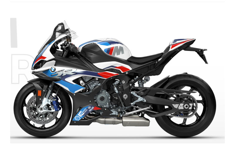 9. BMW M 1000 RR 2022.
