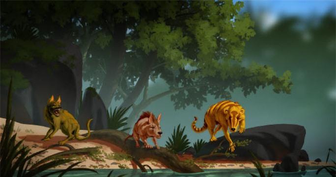 Sinh vật trong The Hobbit có thật, 23 triệu tuổi, lai nhiều loài - Ảnh 1.