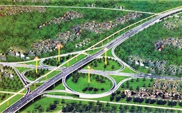 Đường cao tốc Dầu Giây - Phan Thiết được triển khai từ nguồn vốn đầu tư công. Nguồn ảnh: Internet