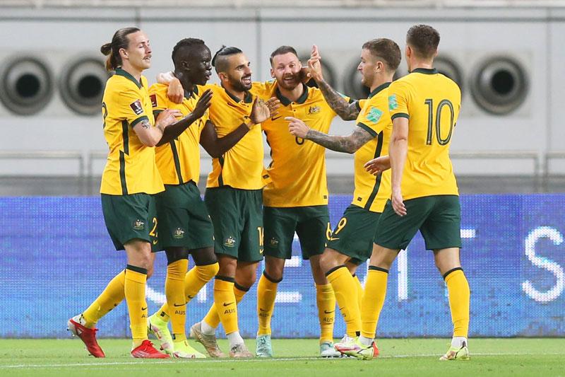 Australia là đối thủ cực kỳ khó chơi với ĐT Việt Nam. Ảnh: Socceroos.