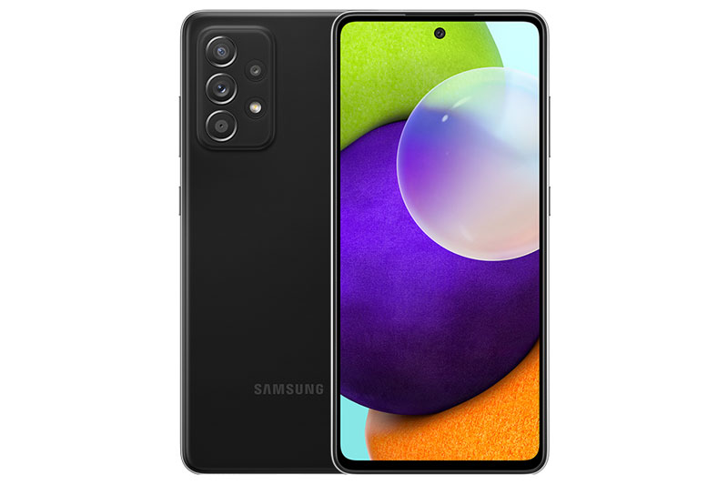 1. Samsung Galaxy A52 (thời gian sử dụng: 12 giờ 20 phút).