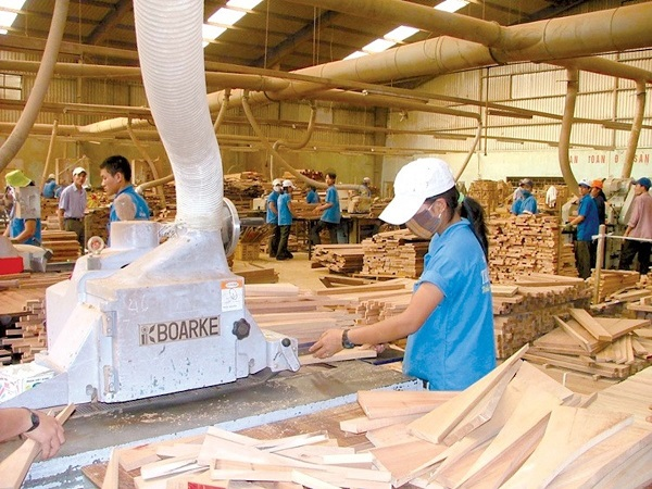 Ngành gỗ đứng trước nguy cơ đứt gãy chuỗi cung ứng sản xuất do dịch bệnh COVID-19.