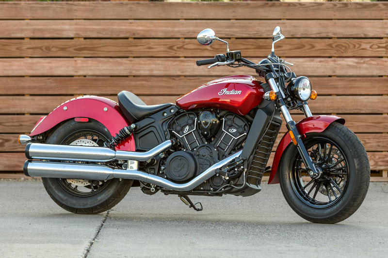 5. Indian Scout.