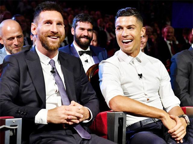 Ronaldo đã vượt mặt Messi để trở thành GOAT theo tính toán của Đại học Oxford