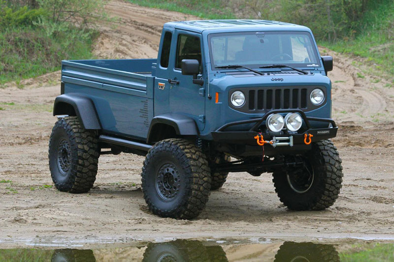 1. Jeep Mighty FC.