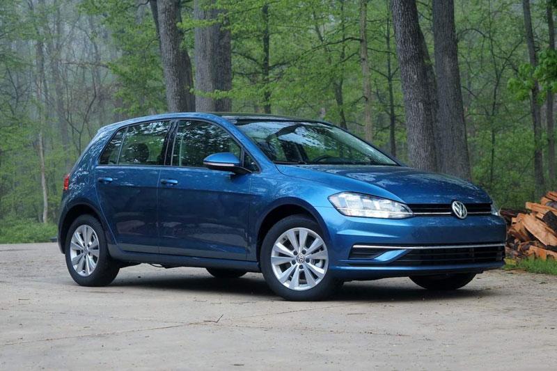 1. Volkswagen Golf.
