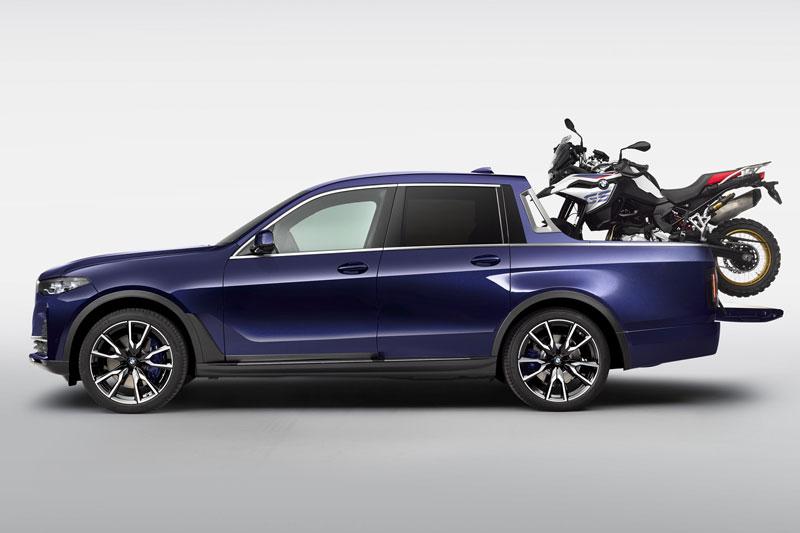 2. BMW X7 Pickup.