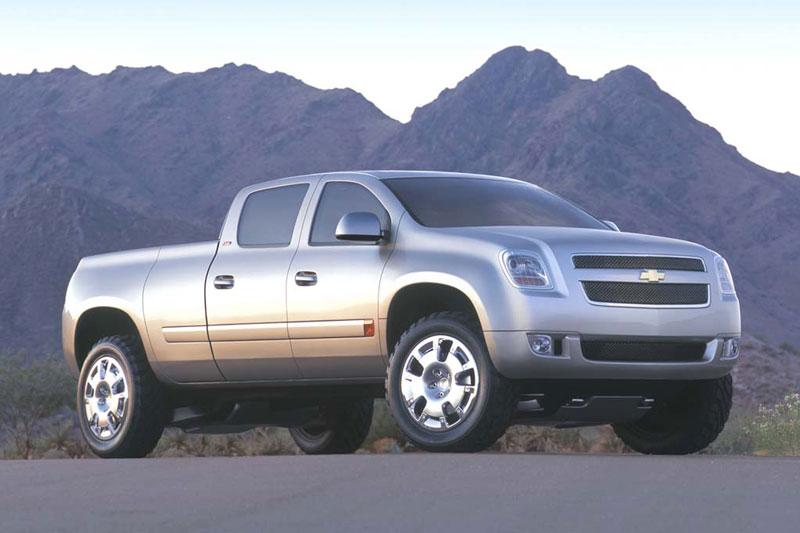 3. Chevrolet Cheyenne Concept.