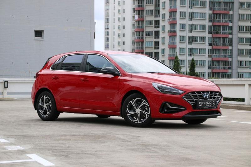 4. Hyundai i30.