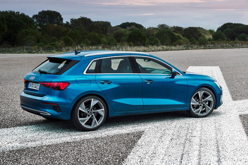 6. Audi A3 Sportback.