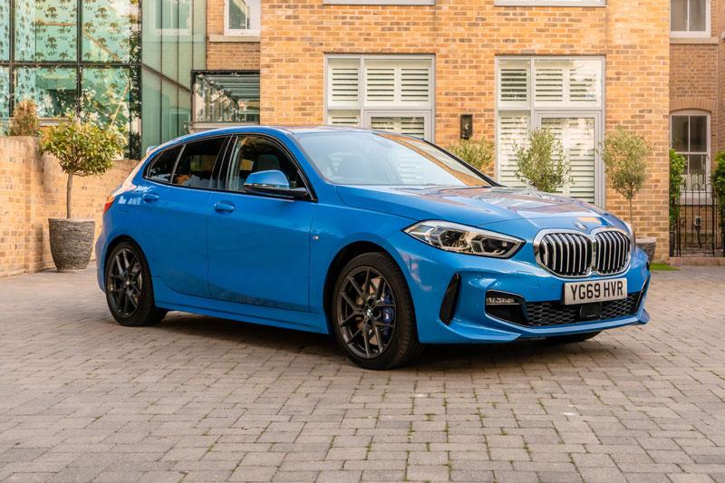 7. BMW 1 Series.