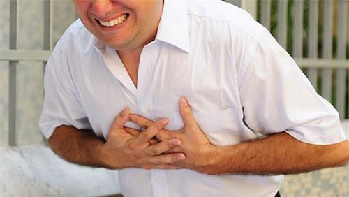 7 dấu hiệu tố cáo bạn có nguy cơ bị đau tim
