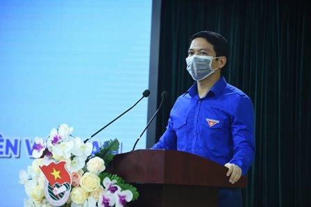 Bí thư T.Ư Đoàn Nguyễn Ngọc Lương làm Chủ tịch Hội LHTN Việt Nam