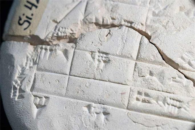Báu vật 3.700 tuổi từ Babylon: gây sốc vì hiện đại xuyên thiên niên kỷ - Ảnh 1.