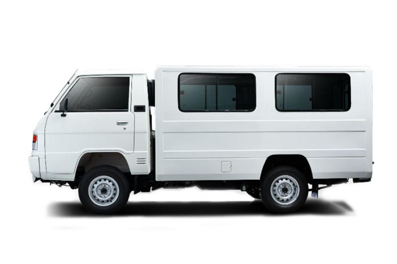 10. Mitsubishi L300 (doanh số: 14.910 chiếc).