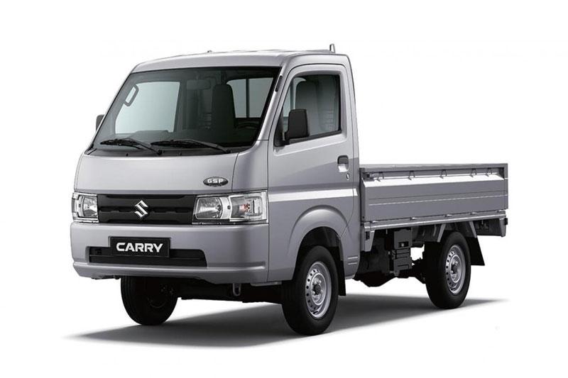 4. Suzuki Carry Pickup (doanh số: 27.939 chiếc).