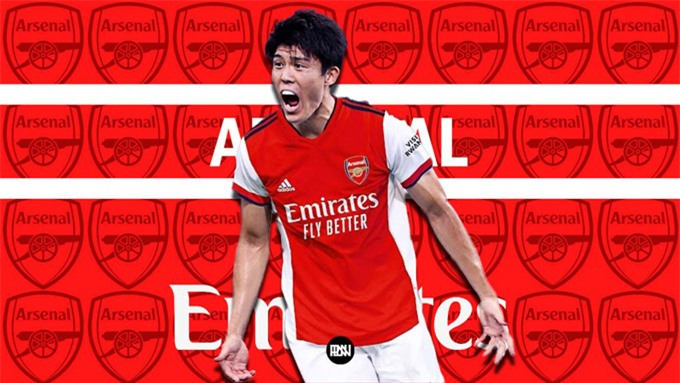 Tomiyasu sẽ là nhân tố củng cố hàng thủ của Arsenal