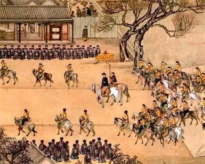 Tiểu sử vua Càn Long: 4 bí quyết trường sinh kỳ lạ - Ảnh 5.