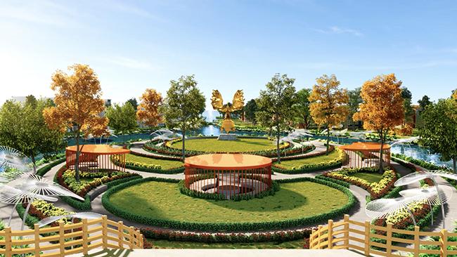 Đô thị đảo Phượng Hoàng Aqua City được quy hoạch hài hòa với thiên nhiên, mang đến trải nghiệm sống như nghỉ dưỡng cho cư dân tinh hoa
