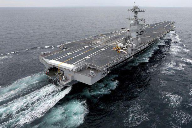 Báo chí Mỹ cho biết, buổi lễ cắt thép đã được tổ chức tại Nhà máy đóng tàu Huntington Ingalls Industries (HII), đánh dấu thời điểm bắt đầu công việc chế tạo tàu sân bay thứ tư thuộc lớp Gerald Ford cho Hải quân Mỹ.