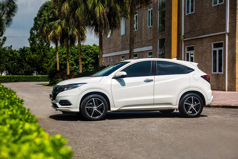 10. Honda HR-V (doanh số: 14 chiếc). Ảnh: HVN.