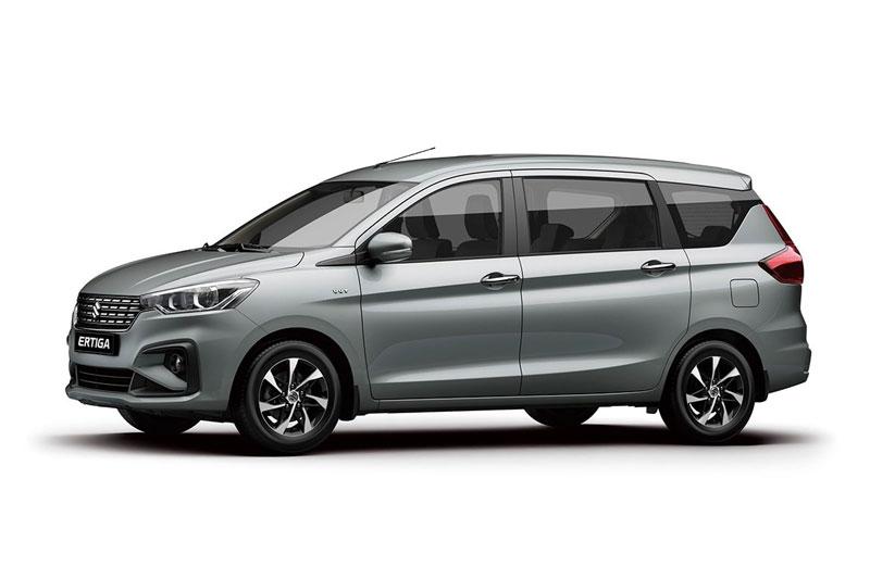 =1. Suzuki Ertiga (doanh số: 1 chiếc). Ảnh: Suzuki Việt Nam.