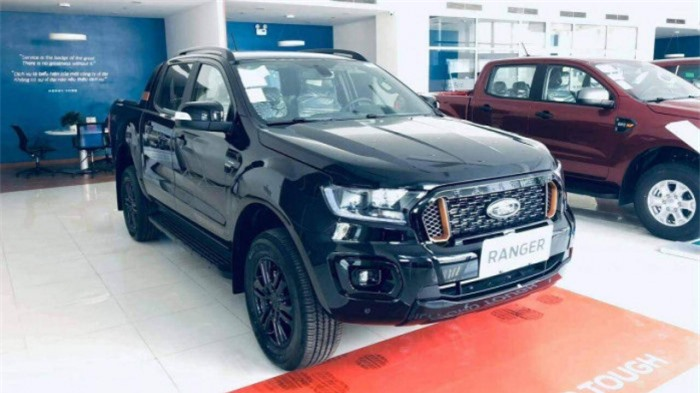 Giá xe Ford Ranger tháng 9/2021: Giảm đến 70 triệu đồng 1