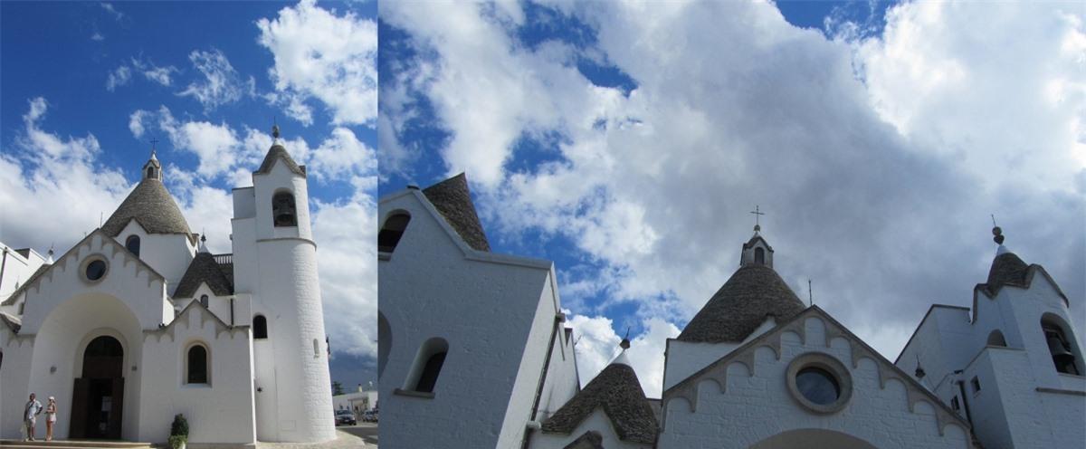 Alberobello thuộc khí hậu Địa Trung Hải nên quanh năm ôn hoà, mùa đông không quá lạnh và mùa hè không quá nắng, du khách có thể tới thăm thú ngôi làng xinh đẹp này quanh năm. Các bạn có thể thuê nhà trullo cổ trong làng với mức giá đắt đỏ. Nếu bạn có điều kiện tài chính hãy trải nghiệm nhất dạ đế vương ở trullo độc đáo tại đây.