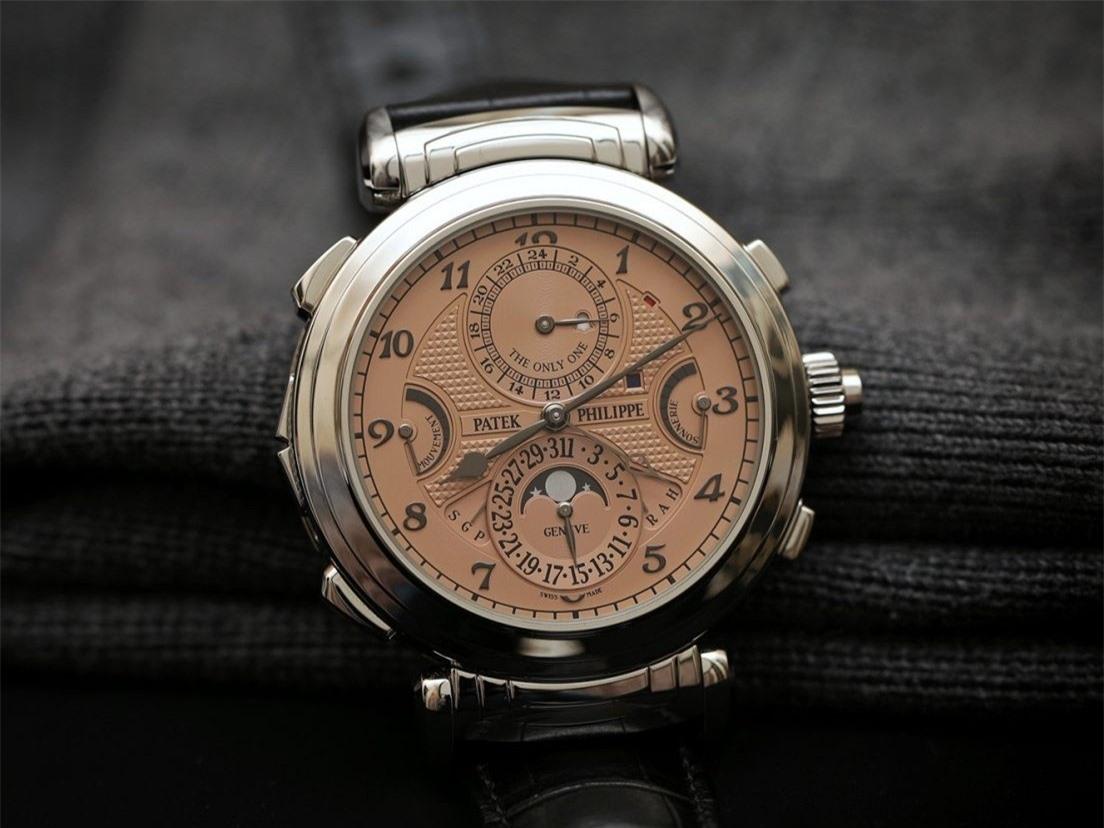Mẫu đồng hồ được khao khát nhất - Hình 2