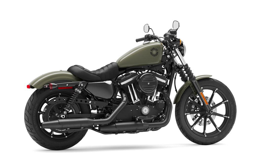 Harley-Davidson Iron 883.