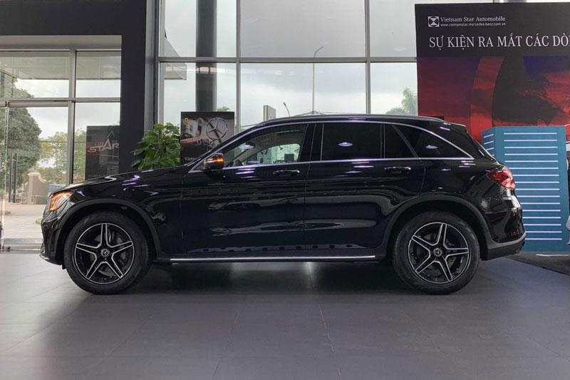 Mercedes-Benz GLC 300 4MATIC. Ảnh: Mercedes Hà Nội.