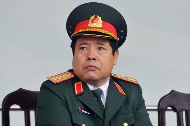 Đại tướng Phùng Quang Thanh. Ảnh: Hoàng Hà.