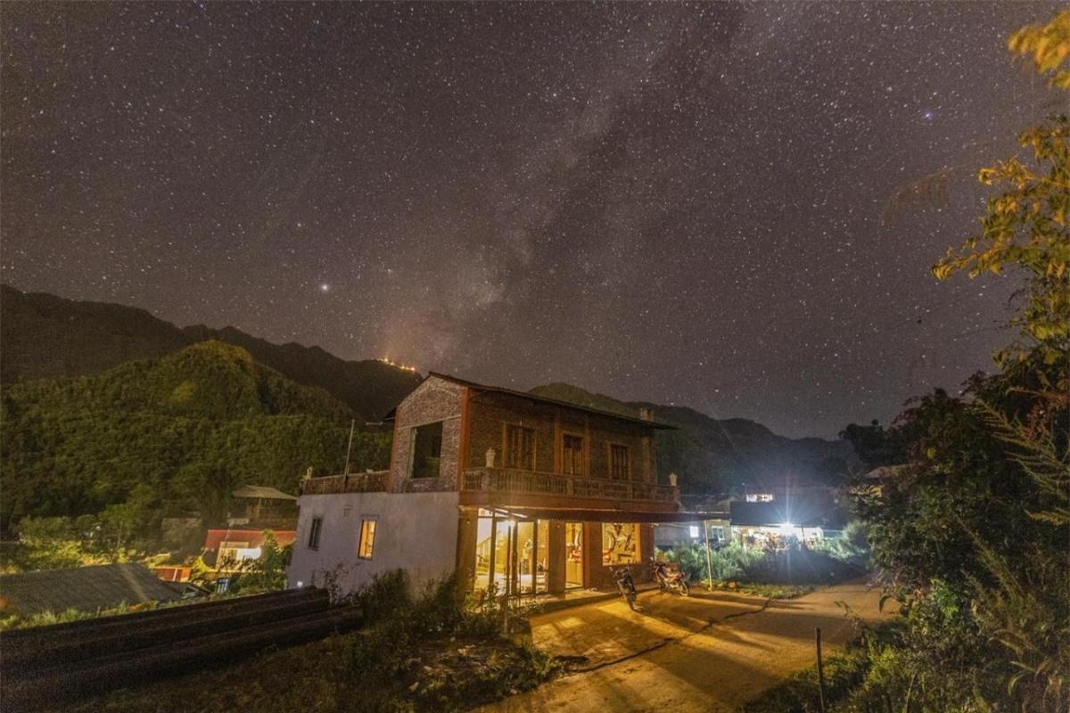 Nghỉ đêm tại khu vực Phan Si Păng là lựa chọn tuyệt vời để ngắm trời sao. Nguồn: Booking.com