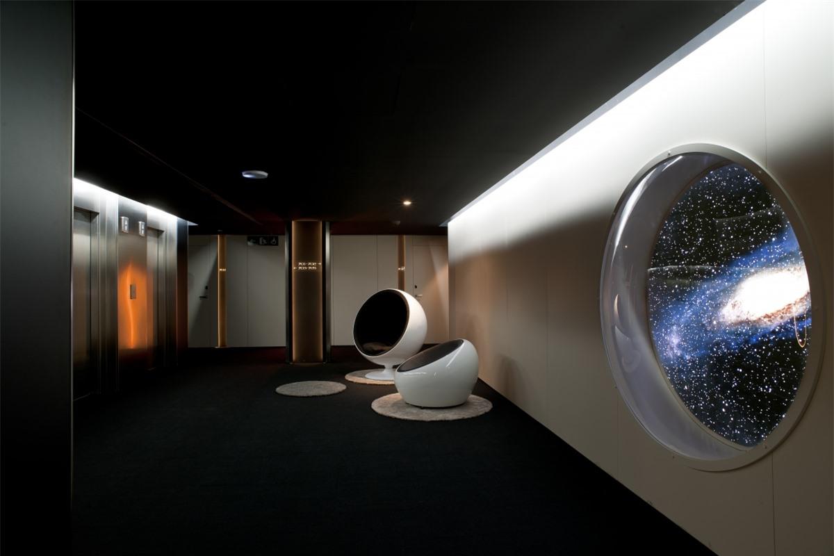 Barceló Sants là nơi hoàn hảo cho những người yêu thích thiên văn học. Nguồn: Booking.com
