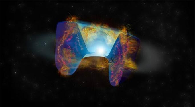 Bắt được tín hiệu vô tuyến lạ từ virus vũ trụ: chui vào vật thể khác và gây nổ - Ảnh 1.
