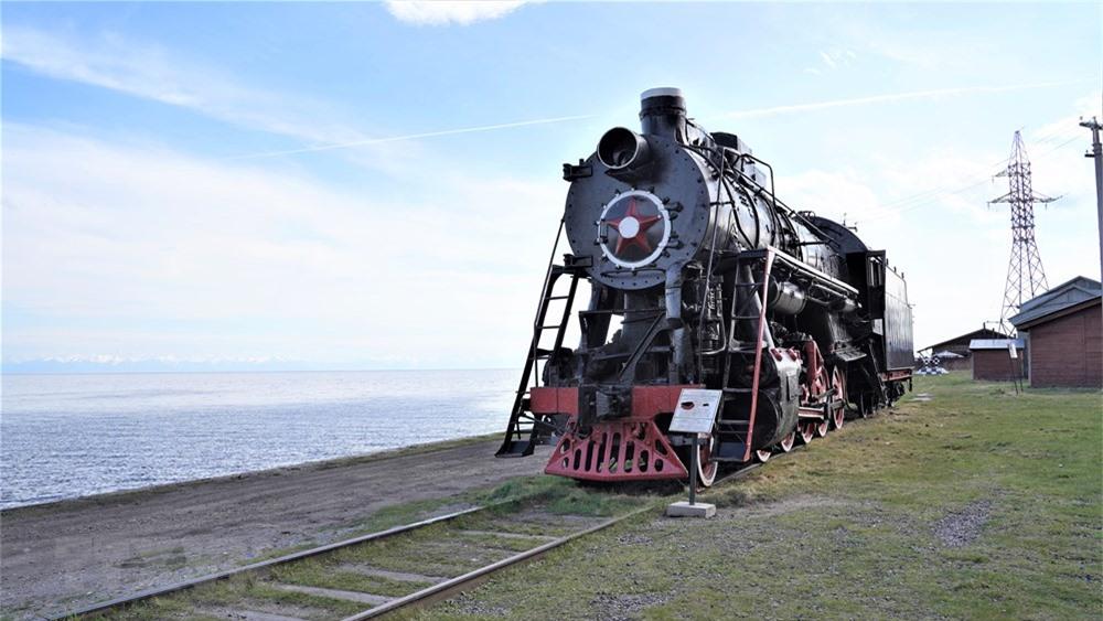 [Photo] Chuyen du lich dac biet bang tau hoa doc theo ho Baikal hinh anh 5