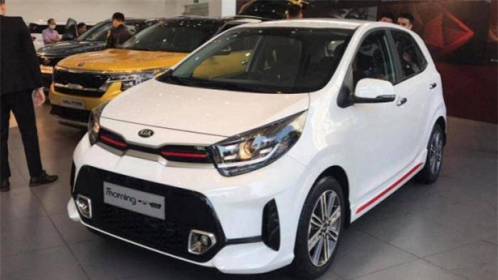 Giá xe Kia Morning tháng 9/2021: Giảm đến 15 triệu đồng 1