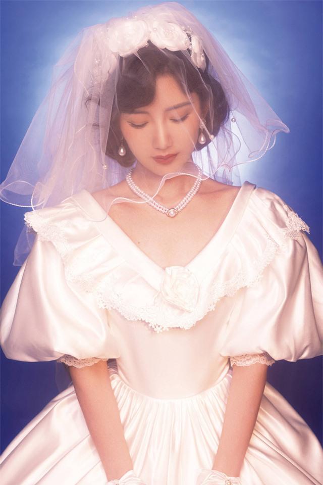 Liêu xiêu vì cô dâu Mao Hiểu Đồng đẹp như mơ - Ảnh 5.