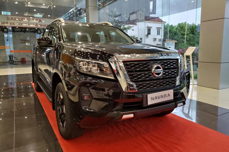 Nissan Navara 2021.