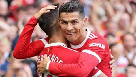 Ronaldo: 'Tôi sẽ khiến CĐV MU tự hào về tôi'