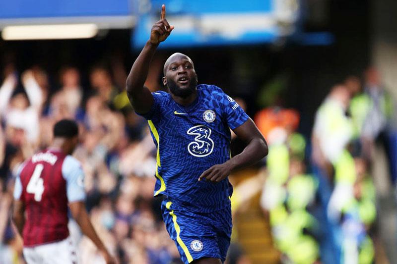Tiền đạo: Romelu Lukaku (Chelsea).