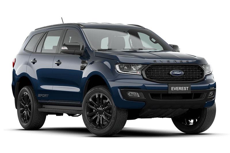 Ford Everest.