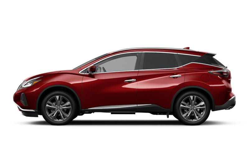 8. Nissan Murano.