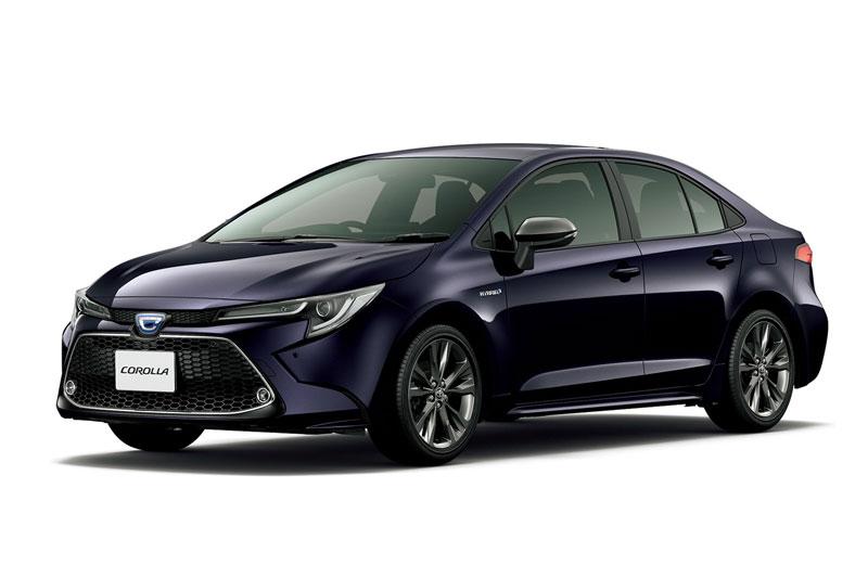 8. Toyota Corolla (doanh số: 63.106 chiếc, chiếm 2,3% thị phần).