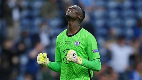 Edouard Mendy quan trọng không kém gì Lukaku